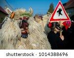 Buso Carnival In Mohacs