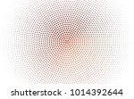 dark red vector pattern with... | Shutterstock .eps vector #1014392644