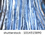 aluminum polished sculpture... | Shutterstock . vector #1014515890