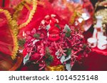 thai chinese marriage portion...   Shutterstock . vector #1014525148