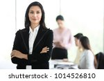 graceful and beautiful business ...   Shutterstock . vector #1014526810