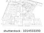 architecture building design | Shutterstock . vector #1014533350