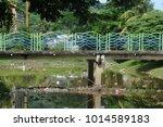 environmental pollution.... | Shutterstock . vector #1014589183
