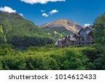 queenstown new zealand | Shutterstock . vector #1014612433