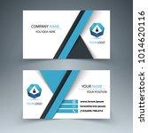 paper blue banner   business...   Shutterstock .eps vector #1014620116
