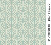 seamless geometric pattern in... | Shutterstock .eps vector #1014641170