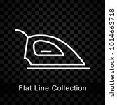 illustration of iron steam icon ...   Shutterstock .eps vector #1014663718