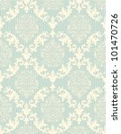 seamless damask background | Shutterstock .eps vector #101470726