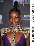 Lupita Nyong'o At The World...