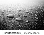 Drops Of Water Repellent...
