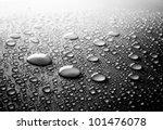 Drops Of Water Repellent...
