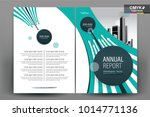 business brochure background...   Shutterstock .eps vector #1014771136