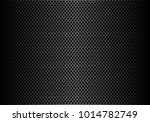 abstract dark gray circle mesh... | Shutterstock .eps vector #1014782749