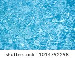 Ripple Water In Swimming Pool...