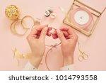 Jewelry Designer Workplace....