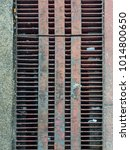 Grate Drainage Cover On...