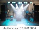 music sphen blurred background | Shutterstock . vector #1014823834