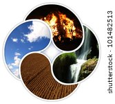 The Four Elements Of Nature ...