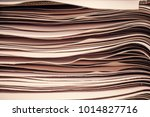 real toned leather ready to... | Shutterstock . vector #1014827716