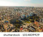 tribunales city of buenos aires | Shutterstock . vector #1014839929