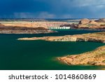 grand canyon landscape | Shutterstock . vector #1014860869
