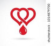 vector illustration of heart...   Shutterstock .eps vector #1014879700