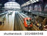 sao paulo  brazil   october 6 ... | Shutterstock . vector #1014884548