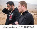 akaba  jordan   december 22 ... | Shutterstock . vector #1014897040