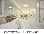 a spacious and beautiful luxury ... | Shutterstock . vector #1014903043