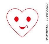heart vector icon | Shutterstock .eps vector #1014920530