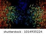 dark multicolor  rainbow vector ... | Shutterstock .eps vector #1014935224
