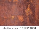 grunge rusted metal texture ... | Shutterstock . vector #1014994858