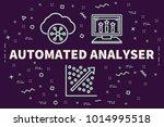 conceptual business...   Shutterstock . vector #1014995518