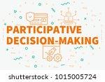 conceptual business... | Shutterstock . vector #1015005724