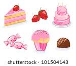 vector illustration of... | Shutterstock .eps vector #101504143