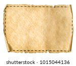 old map isolated background 3d... | Shutterstock . vector #1015044136
