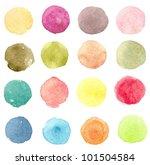Watercolor Seamless Pattern  1