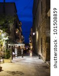 nafplio   a seaport town in the ... | Shutterstock . vector #101508859