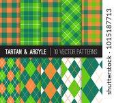 st patrick's day vector... | Shutterstock .eps vector #1015187713