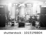 music sphen blurred background | Shutterstock . vector #1015198804