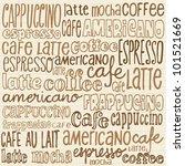 hand drawn doodles set of...   Shutterstock .eps vector #101521669