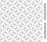 seamless geometric ornamental...   Shutterstock .eps vector #1015222420