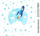vector wireframe polygonal...   Shutterstock .eps vector #1015227889