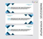stock vector abstract banner...   Shutterstock .eps vector #1015236046