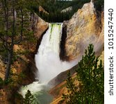Lower Falls Yellowstone As Seen - Fine Art prints