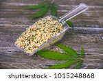 detail of scooper with a bunch... | Shutterstock . vector #1015248868