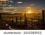 Sunrise At The Gate