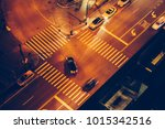 cars and people on road...   Shutterstock . vector #1015342516