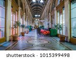 vivienne gallery and... | Shutterstock . vector #1015399498