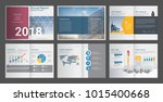 annual report for company...   Shutterstock .eps vector #1015400668